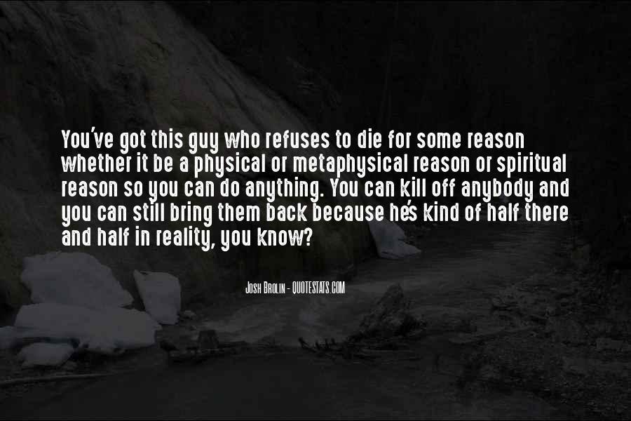 Brolin Quotes #608250