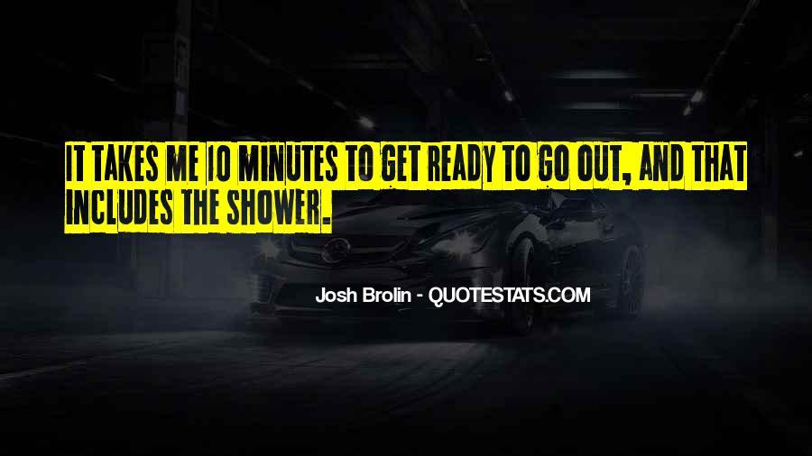 Brolin Quotes #795383