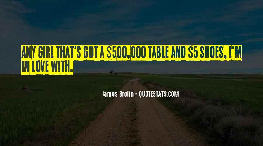 Brolin Quotes #987747