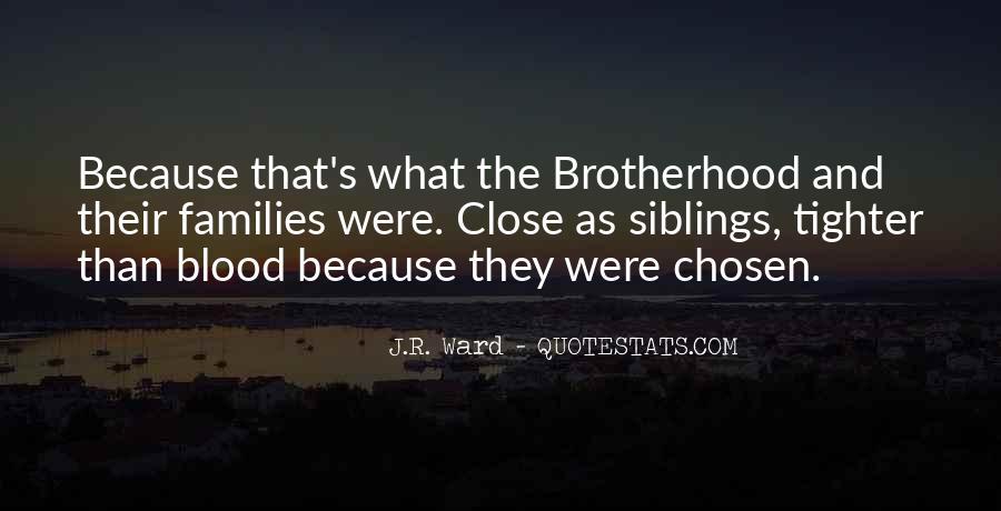 Brotherhood's Quotes #1041509