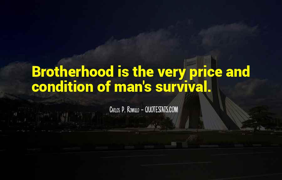 Brotherhood's Quotes #118830