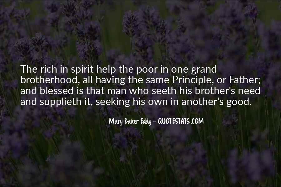 Brotherhood's Quotes #1199147