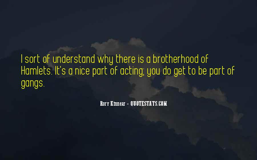 Brotherhood's Quotes #1218566