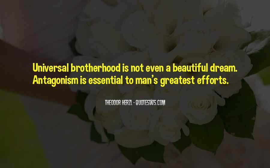 Brotherhood's Quotes #1275088
