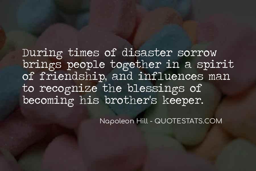 Brotherhood's Quotes #1414137