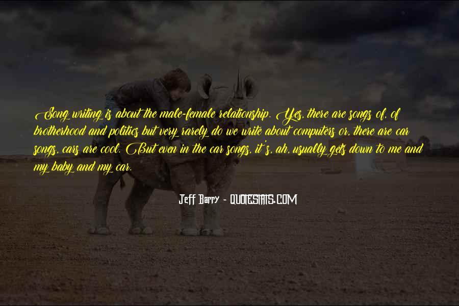 Brotherhood's Quotes #1499392