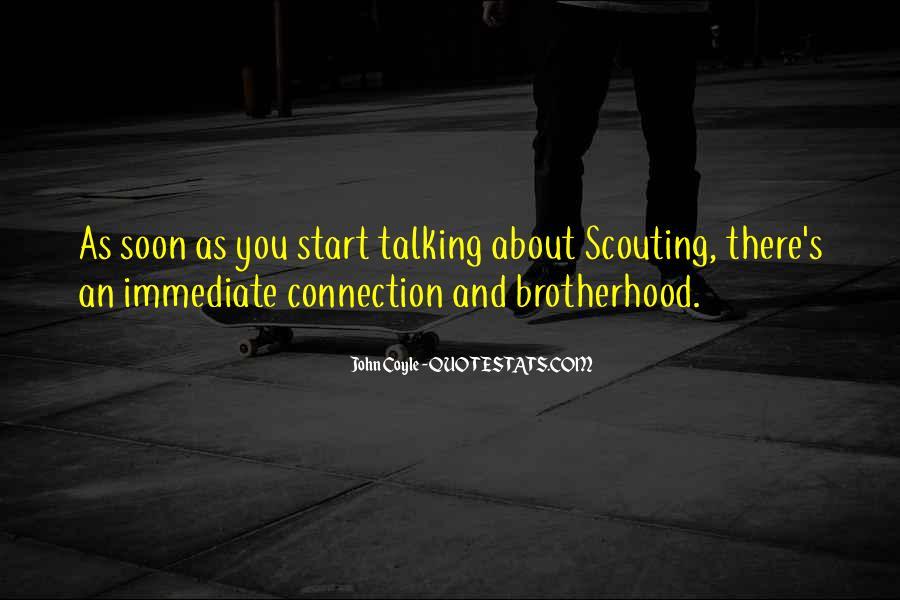 Brotherhood's Quotes #1582844