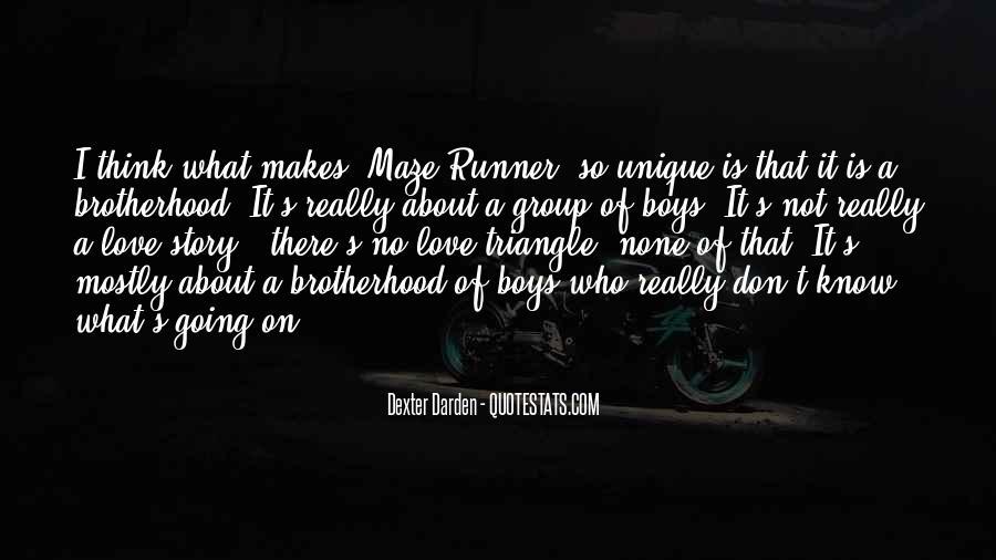 Brotherhood's Quotes #1640393