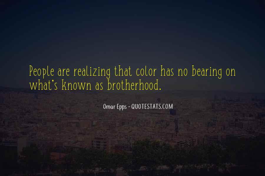 Brotherhood's Quotes #164978