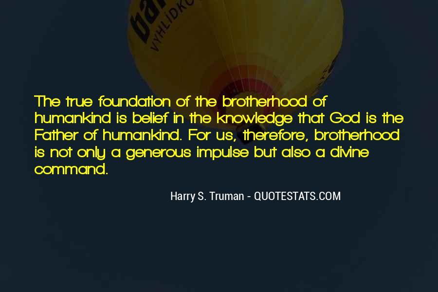 Brotherhood's Quotes #248432