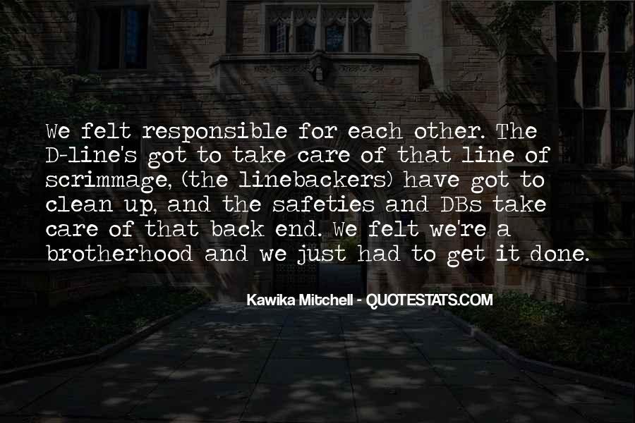 Brotherhood's Quotes #537385
