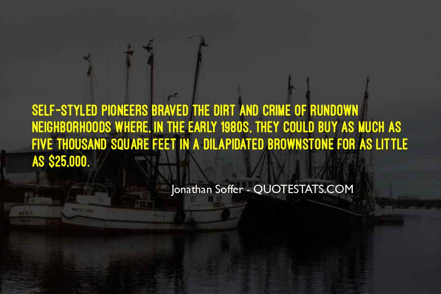 Brownstone Quotes #735905