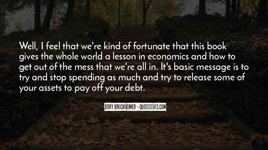 Bruckheimer Quotes #114902