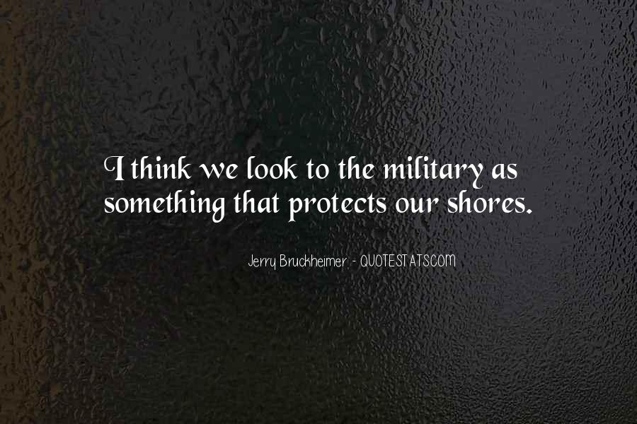 Bruckheimer Quotes #1203982