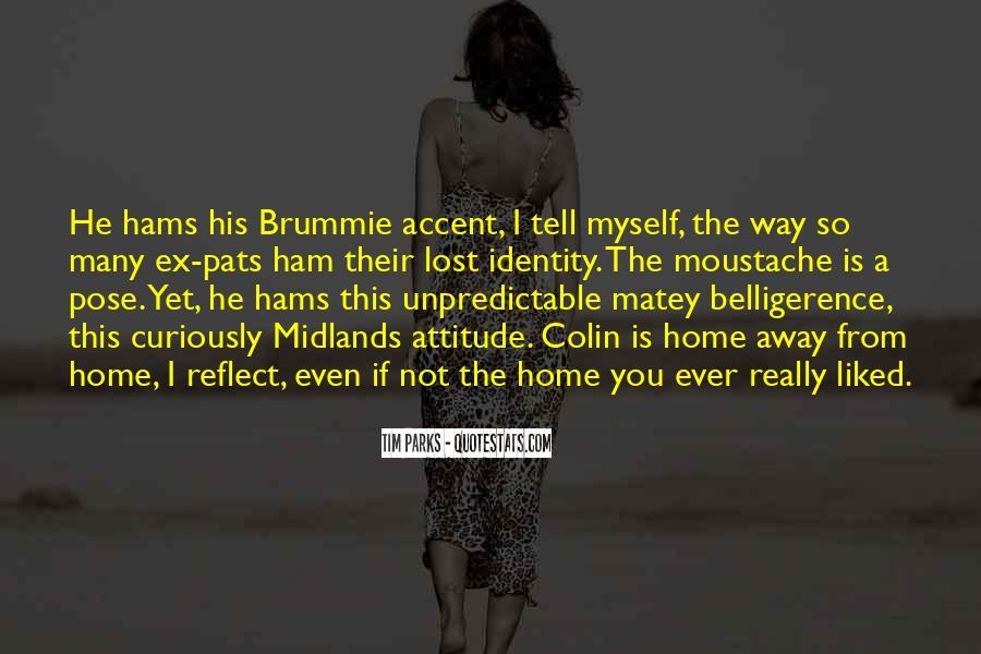 Brummie Quotes #647063