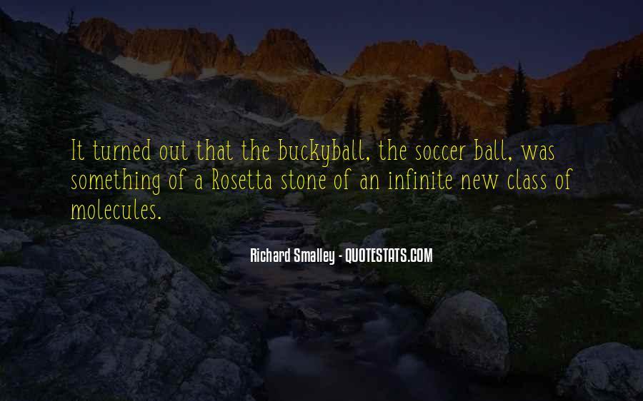 Buckyball Quotes #1350532