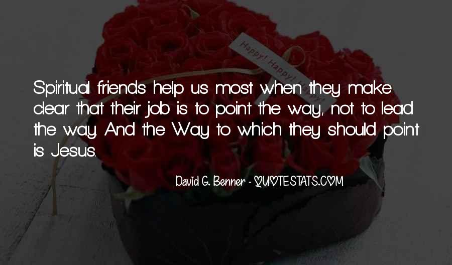 Quotes About Help Friends #569056