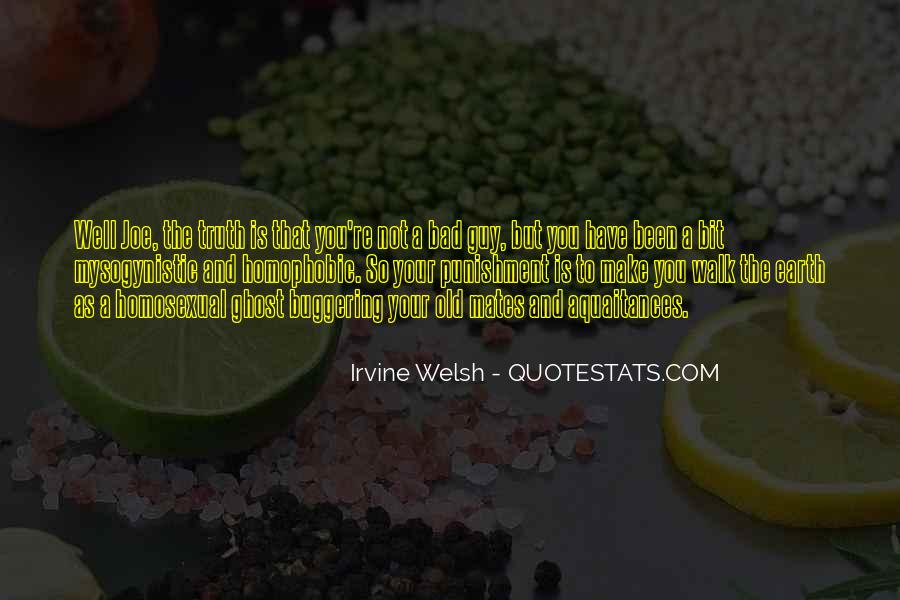Buggering Quotes #1406986