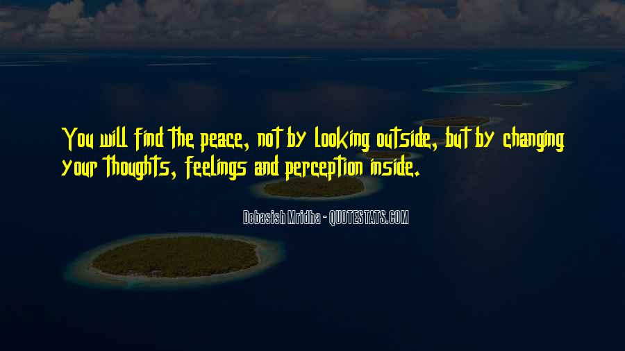 Quotes About Peace And Love #111128