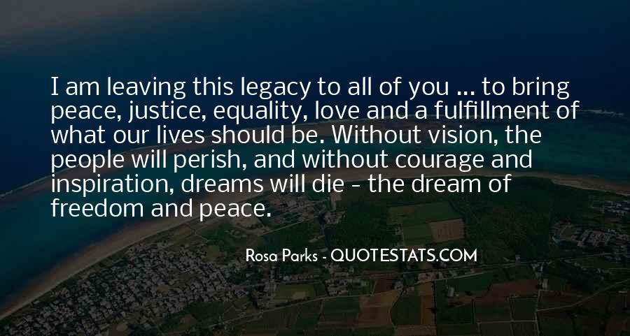 Quotes About Peace And Love #125071