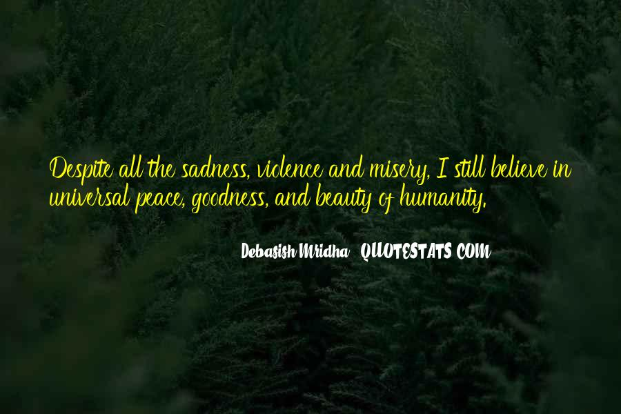 Quotes About Peace And Love #146396