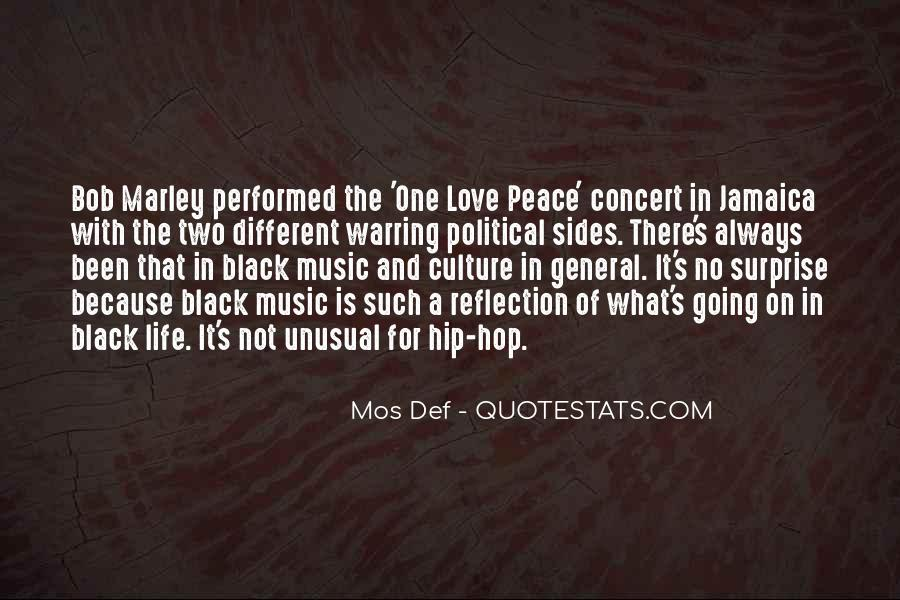 Quotes About Peace And Love #23129