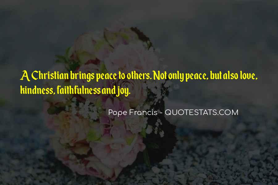 Quotes About Peace And Love #256