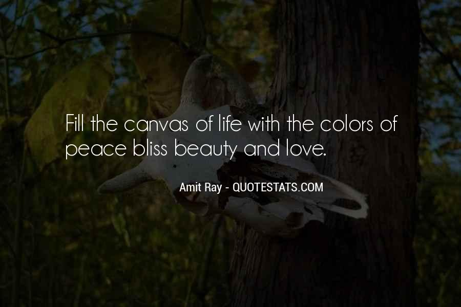 Quotes About Peace And Love #41399