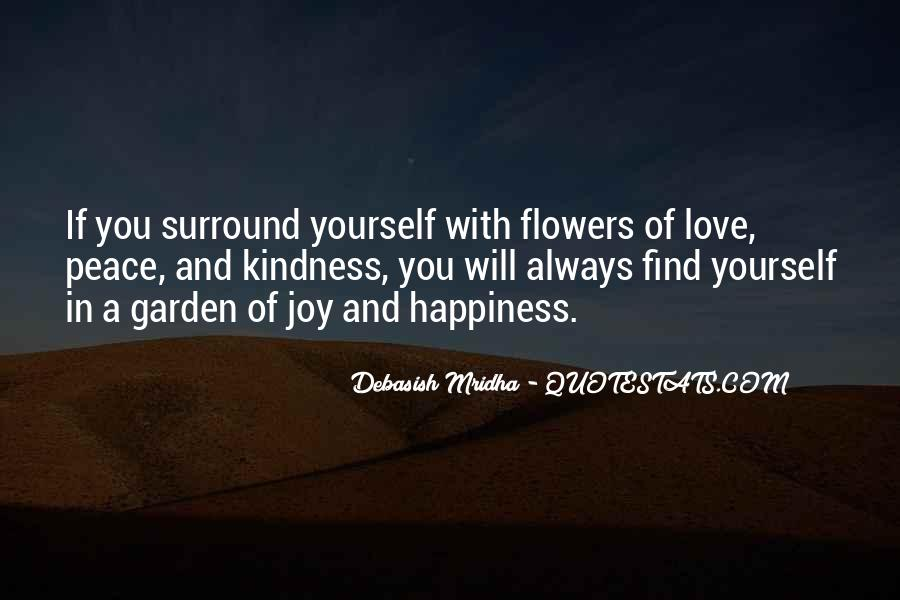 Quotes About Peace And Love #78089