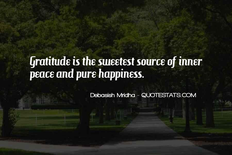 Quotes About Peace And Love #97845
