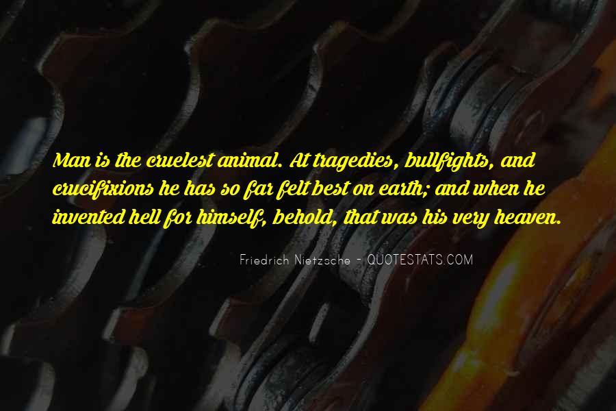 Bullfights Quotes #1242406