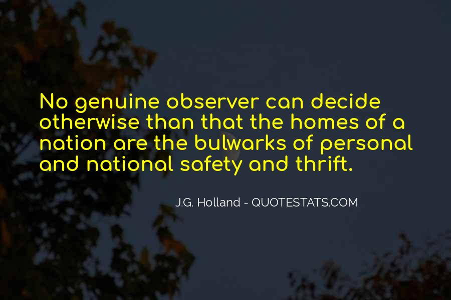Bulwarks Quotes #259886