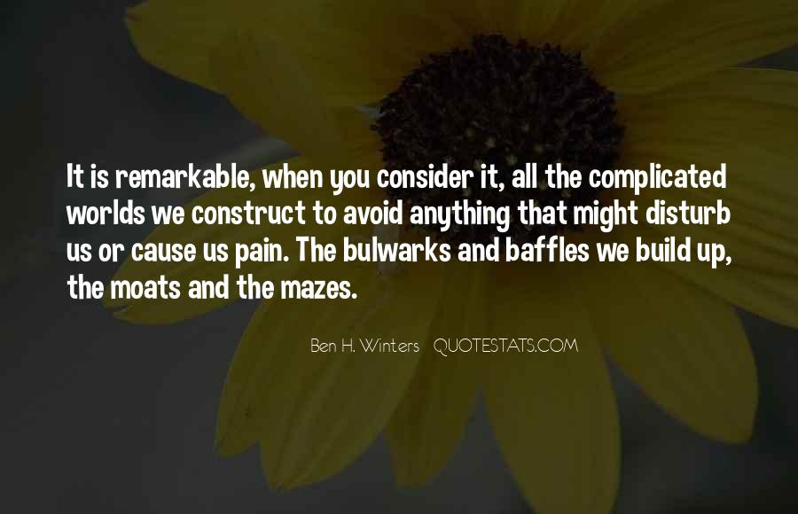 Bulwarks Quotes #810781