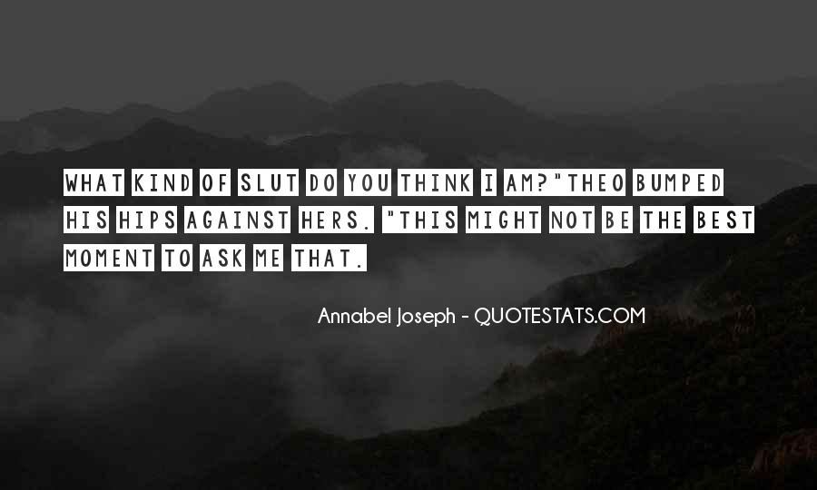 Bumped Quotes #1165938
