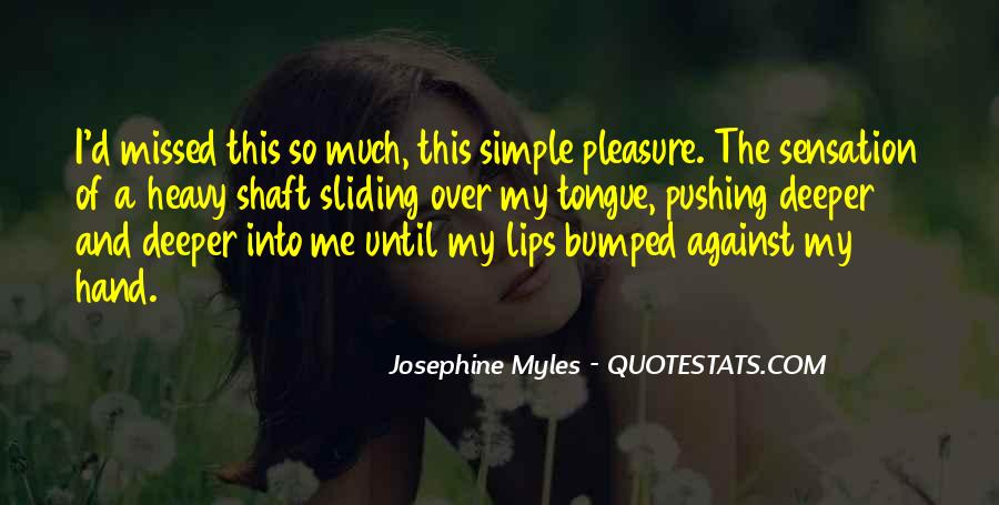 Bumped Quotes #833117