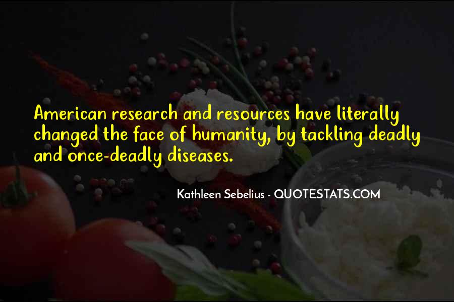 Quotes About Deadly Diseases #1155159