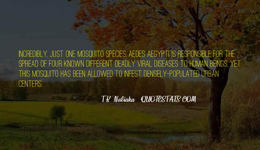Quotes About Deadly Diseases #1291007