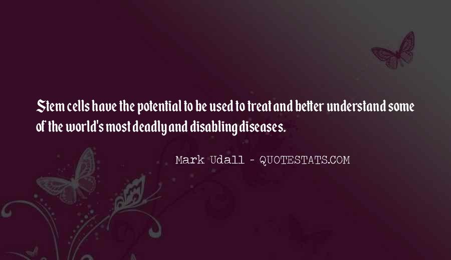 Quotes About Deadly Diseases #301998