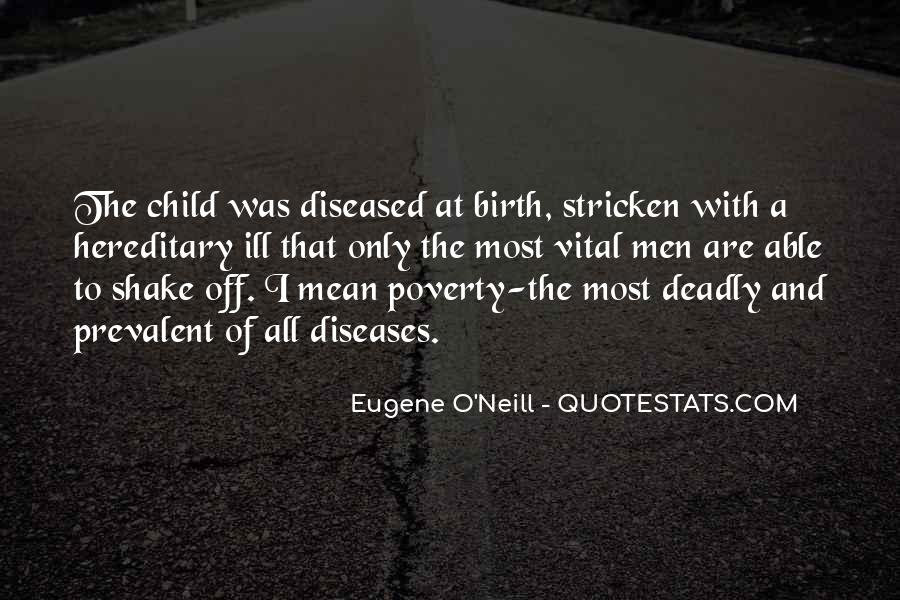 Quotes About Deadly Diseases #877238