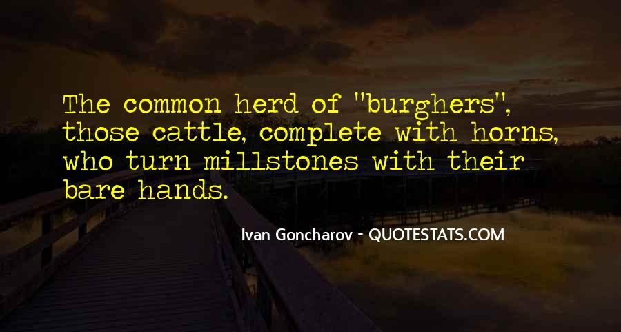 Burghers Quotes #1759470