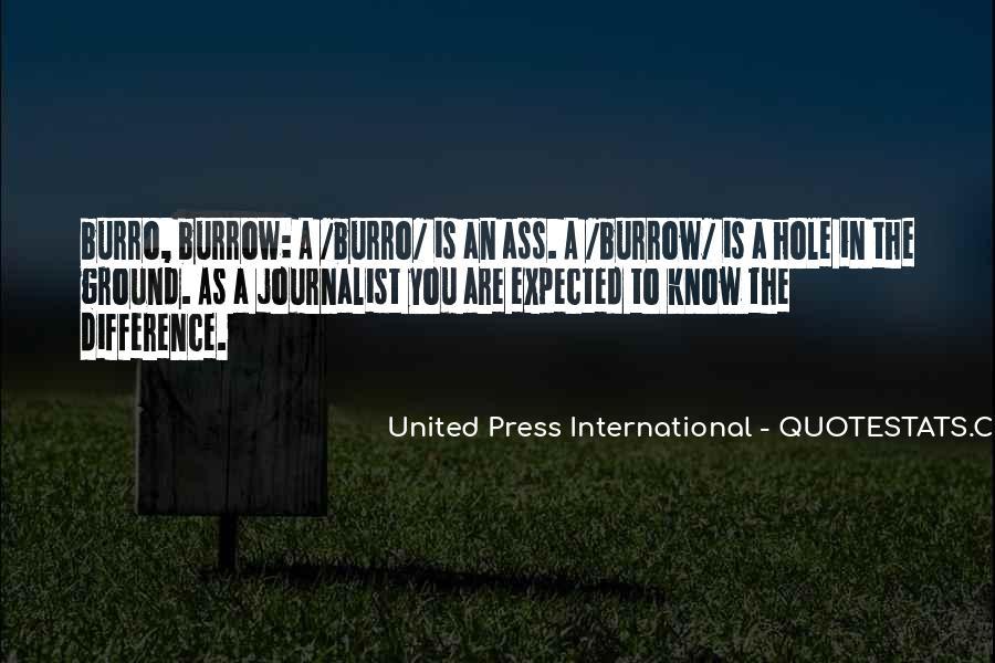 Burro Quotes #1297713
