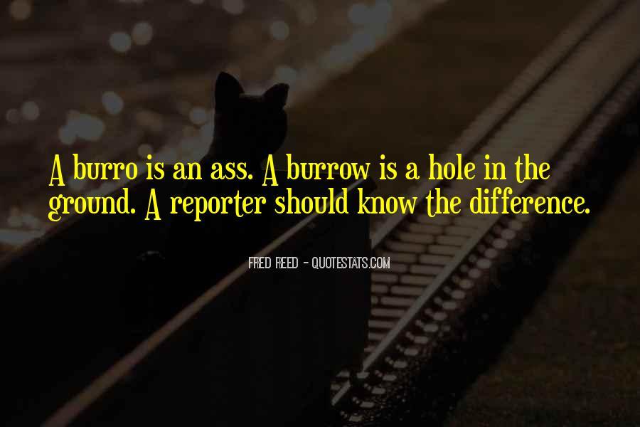 Burro Quotes #939642