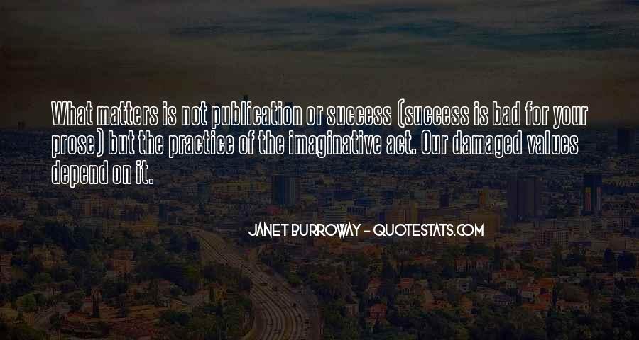 Burroway Quotes #1720367