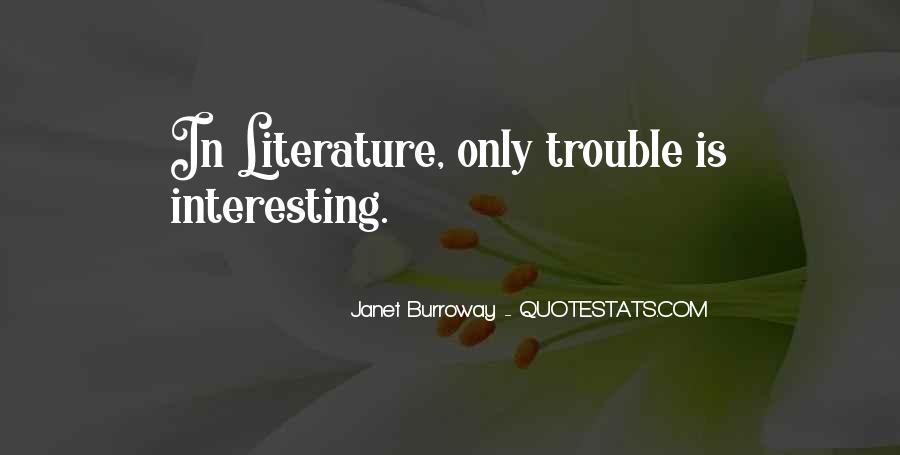 Burroway Quotes #471087