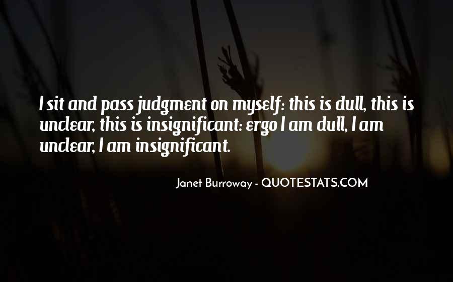 Burroway Quotes #539155