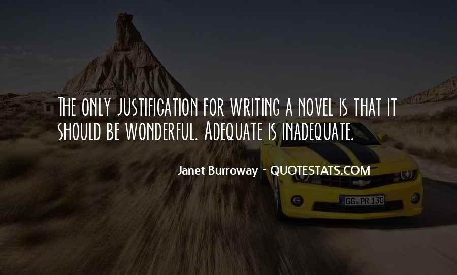 Burroway Quotes #830145