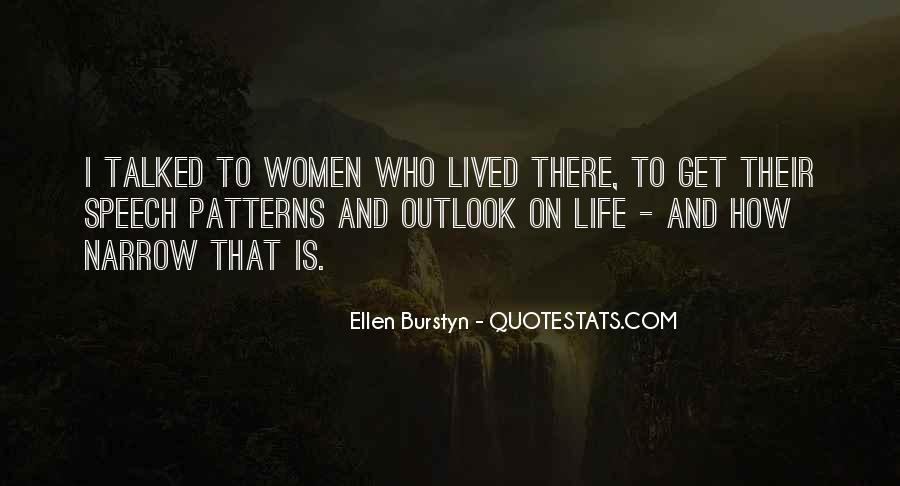 Burstyn Quotes #1085004