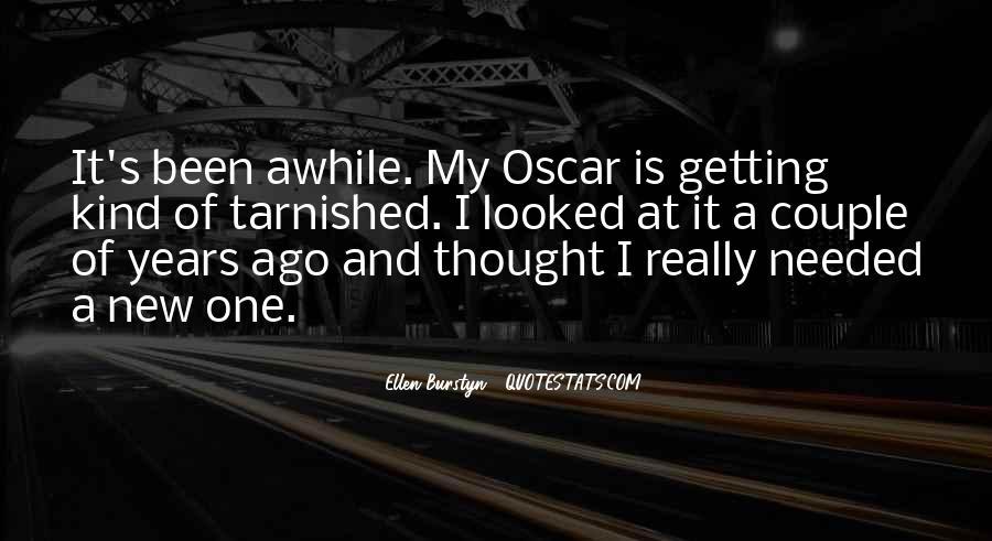 Burstyn Quotes #913740