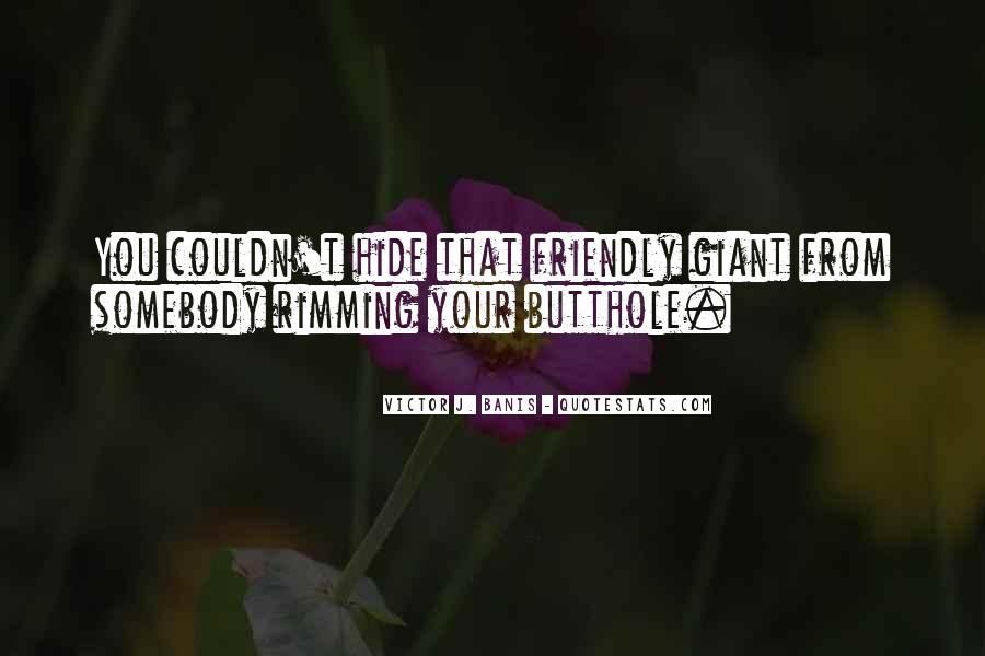 Butthole Quotes #1874380