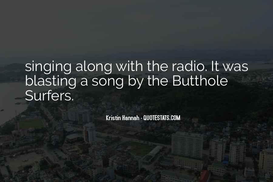 Butthole Quotes #284658